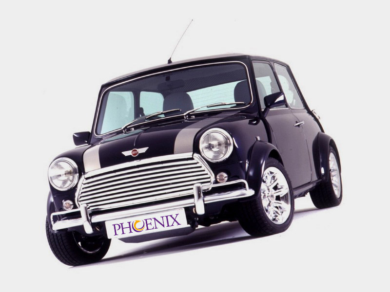 austin mini cooper 1300 ann e 1992 phoenix international. Black Bedroom Furniture Sets. Home Design Ideas
